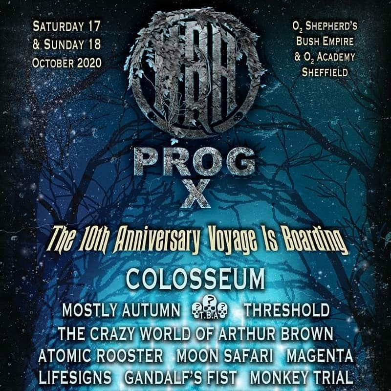 October Festival 2020.Moon Safari Announced For The 10th Edition Of Hrh Prog